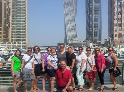 …Et de Dubaï avec Sultana Tours