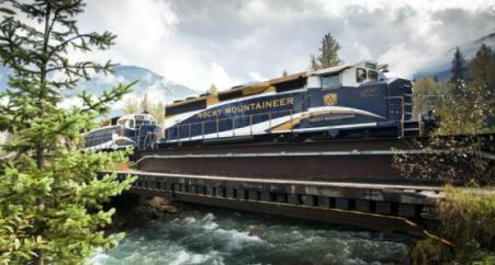 Deux nominations chez Rocky Mountaineer
