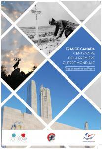 France-Canada Centenaire de la Première Guerre Mondiale