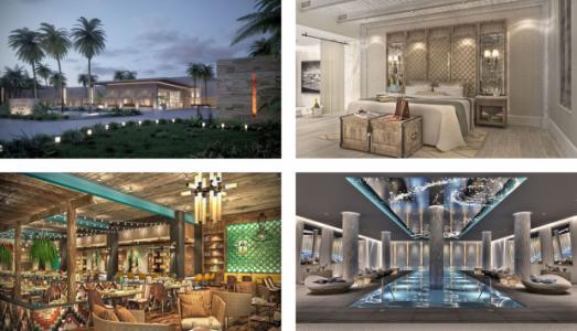 Palace Resorts ajoute le Moon Grand au  Moon Palace Golf & Spa Resort de Cancun