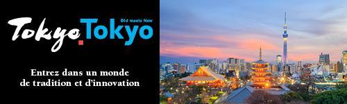 Tokyo - Standard banner (Newsletter)