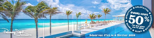 Playa Resorts - Standard banner (newsletter) - January 7, 2019