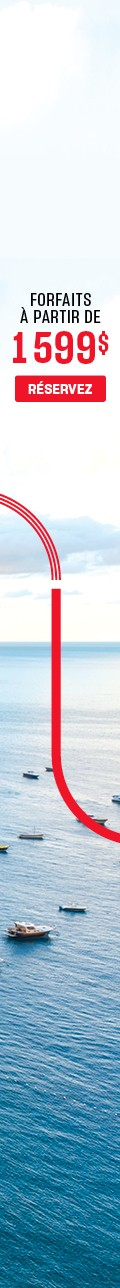 Air Canada Vacations - Right background skin (newsletter) - Feb 25