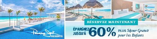 Playa Resorts - Standard banner (newsletter) - March 11