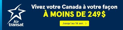 Transat - Standard banner (newsletter) - April 4