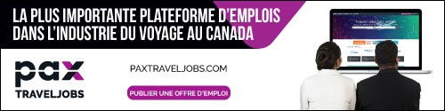 PAX Travel Jobs - Standard banner (newsletter)
