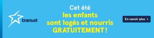 Transat - Standard banner (newsletter) - August 6