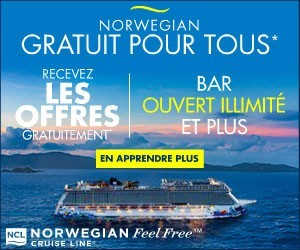 Norwegian Cruises Line - Big box (Newsletter) - Aug 12