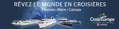 CroisiEurope - Standard banner (Newsletter) - Sept 9, 2019