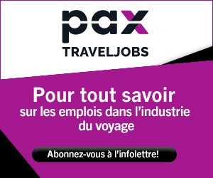 PAX Travel Jobs - Big box (newsletter) - July 16