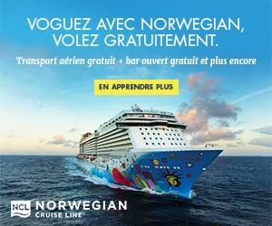 Norwegian Cruises Line - Big box (Newsletter) -Oct 7