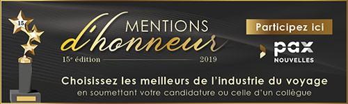 Awards 2019 - Standard banner (Newsletter) - Nov 5, 2019