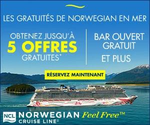 Norwegian Cruises Line - Big box (Newsletter) -Nov 5 2019