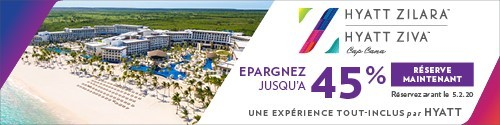 Playa Resorts - Standard banner (newsletter) - January 6 2020