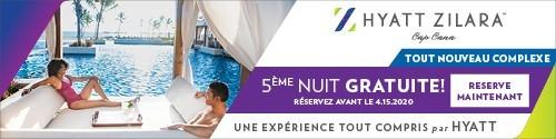 Playa Resorts - Standard banner (newsletter) - March 9 2020