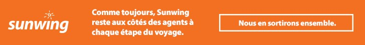 Sunwing - Top banner (newsletter) - March 23 2020