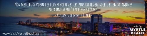 Myrtle Beach - Banner (Newsletter) - April 3 2020