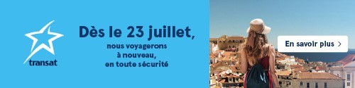 Transat - Standard Banner (Newsletter) - June 15 2020