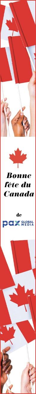 Canada Day - BackGround Skin Left (Newsletter) - July 1 2020