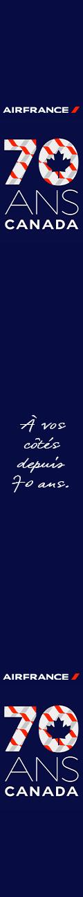 Air France - BackGround Skin (Newsletter - Left) - Oct 12 2020