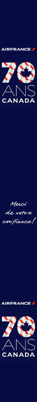 Air France - BackGround Skin (Newsletter - Right) - Oct 12 2020