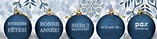 Pax Holiday Banner - Banner (Newsletter) - Dec 21 to Jan 10 2020