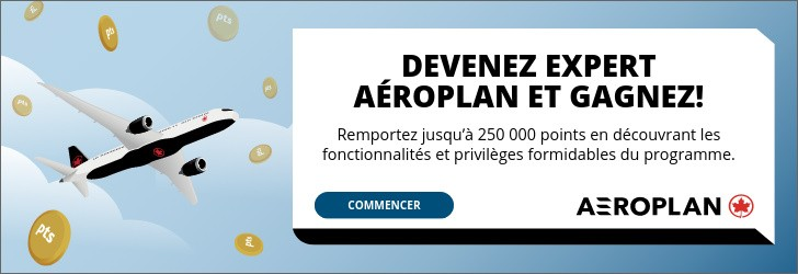 Air Canada - Footer Leaderboard - Newsletter - Jan 25 to Feb 12 2021 Aeroplan Contest