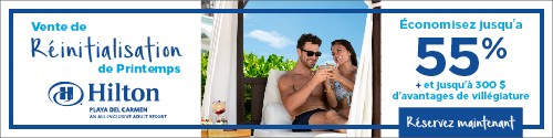 Playa Resorts - Standard banner (newsletter) - May 29 to June 11 2021 ZPDC