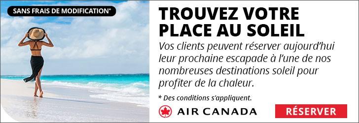 Air Canada - Footer Leaderboard - Newsletter - May 31 to June 27 2021 Sun June Awareness