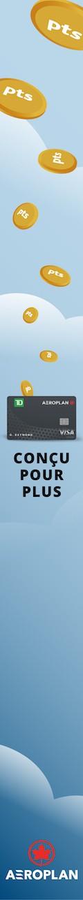 Air Canada -Background skins (LEFT) (newsletter)- July 5-11 2021 TD summer campaign