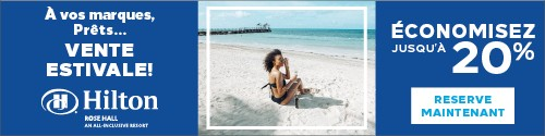 Playa Resorts - Standard banner (newsletter) - Aug 30 to Sept 5 2021 Summer Sale Hilton