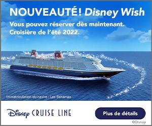 Disney - Big box (Newsletter) - Aug 2 to Sep 5 DCL New Disney Wish