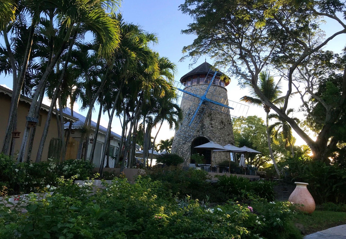 Le Relais du Moulin, a charming hotel on Grande-Terre