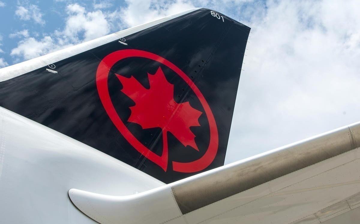 Cette semaine, Air Canada a introduit les vérifications obligatoires de la température avant le vol, devenant ainsi la première compagnie aérienne en Amérique du Nord à le faire. (Air Canada)