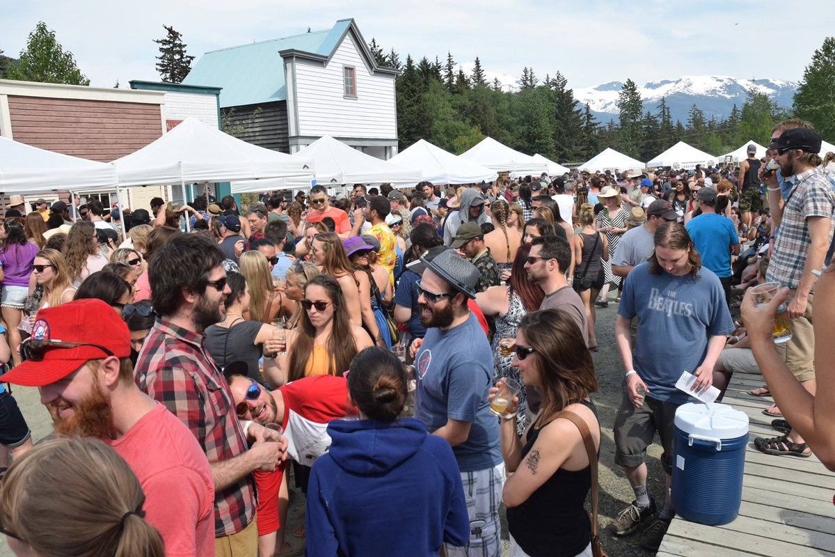 Le festival Great Alaska Craft Beer & Home Brew