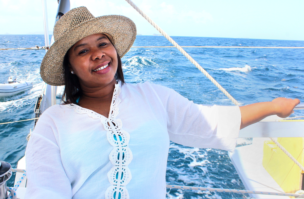 «Le tourisme est le moteur de l'homme», déclare Amanda Charles, spécialiste du tourisme durable chez CTO.