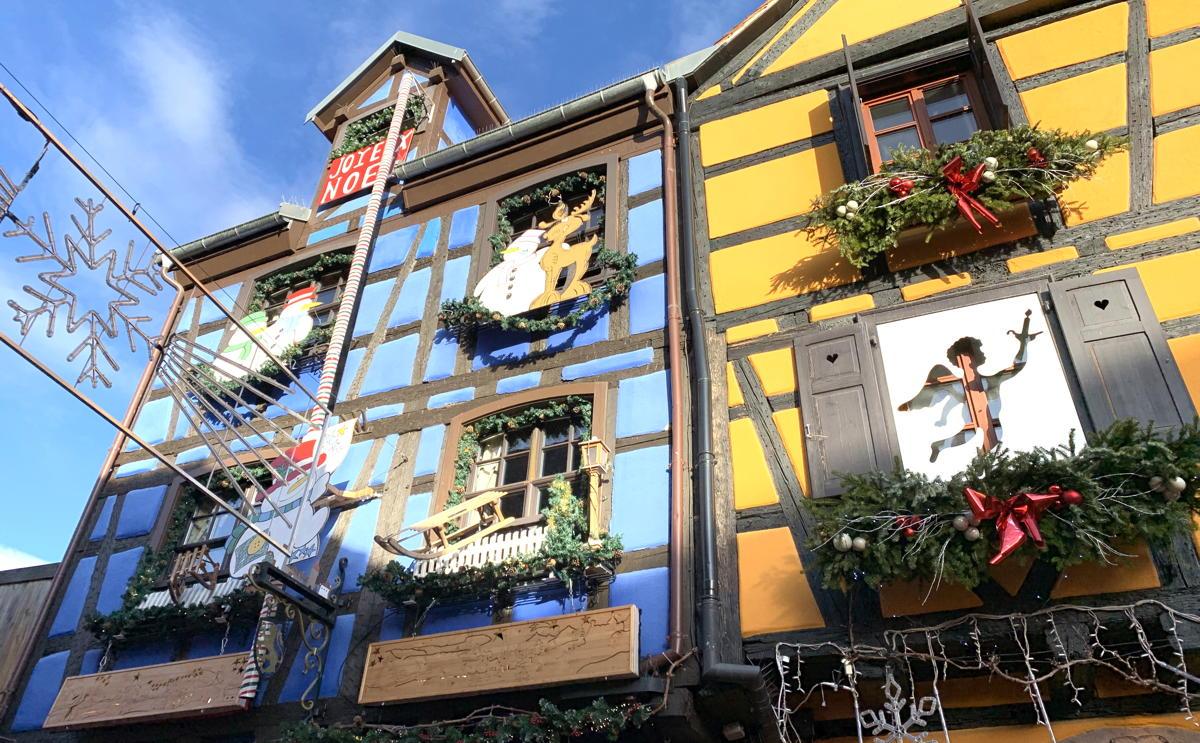 Nous avons appris que Riquewihr était la source d'inspiration de la ville natale de Belle dans La Belle et la Bête de Disney.