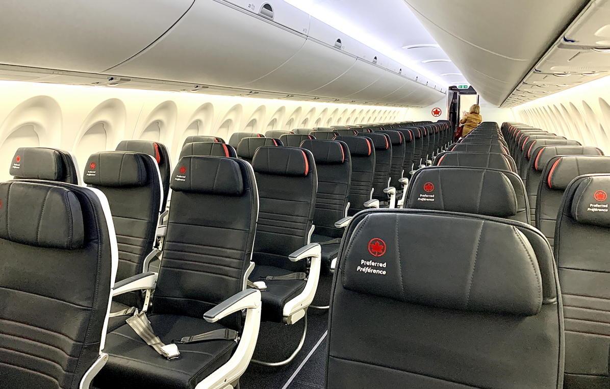 L'arrivée de l'A220-300 représente la prochaine phase du renouvellement d'Air Canada.