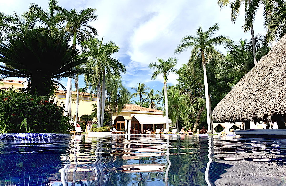 Destiné aux clients âgés de 18 ans et plus, le Casa Velas est un sanctuaire de 80 suites classé quatre diamants.