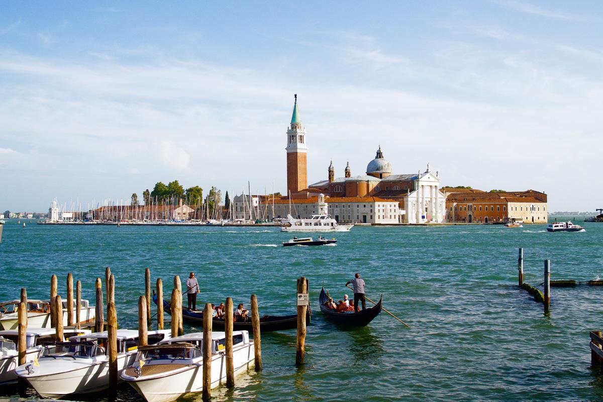 San Girogio Maggiore Island