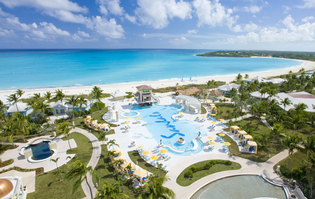 Sandals Emerald Bay. Courtoisie de Sandals Resorts.