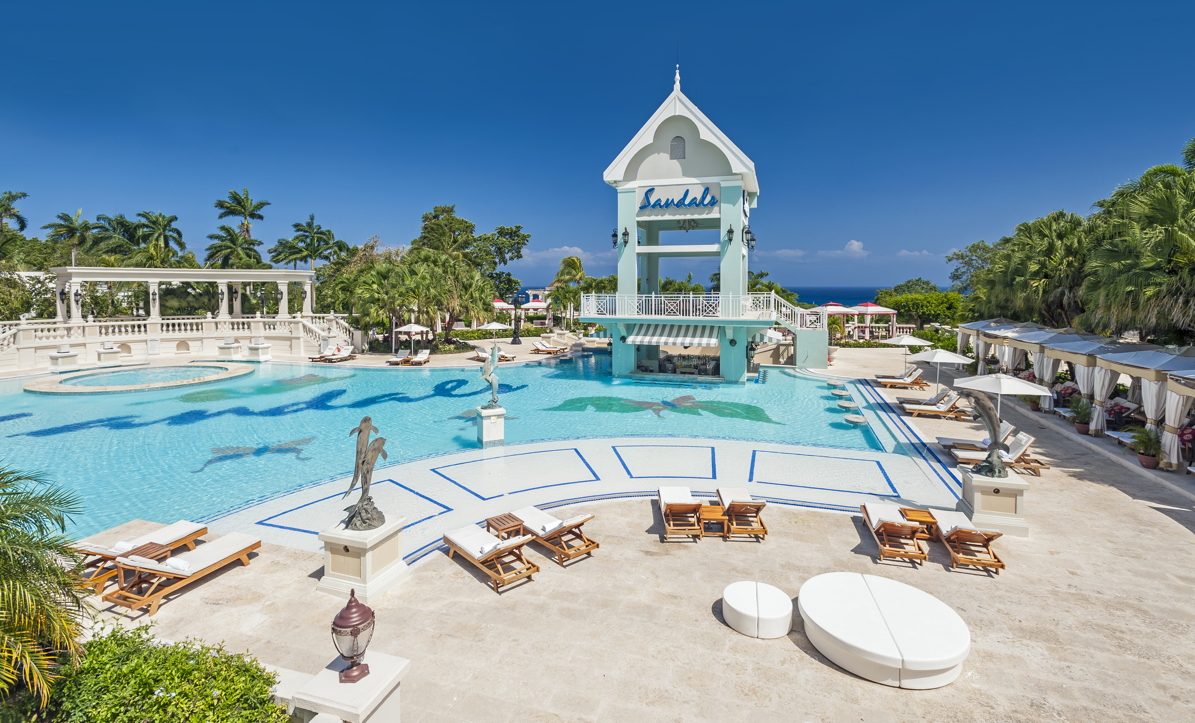Sandals Ochi. Courtoisie de Sandals Resorts.