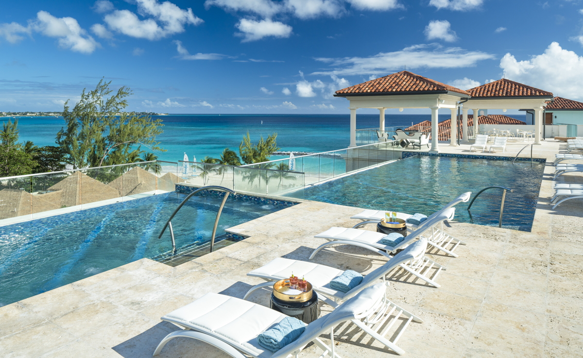 Sandals Royal Barbados. Courtoisie de Sandals Resorts.