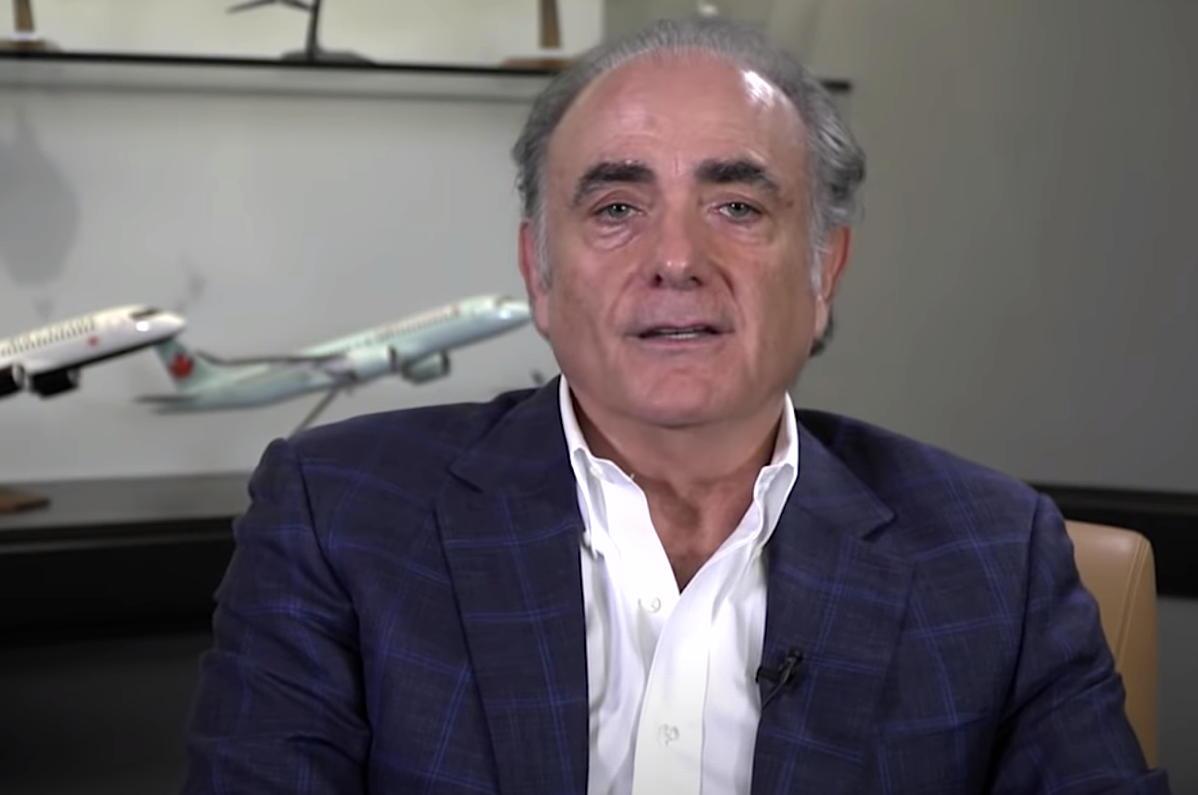 « Nous repensons activement à tous les aspects de l'expérience de voyage », explique le PDG d'Air Canada, Calin Rovinescu, dans une nouvelle vidéo.