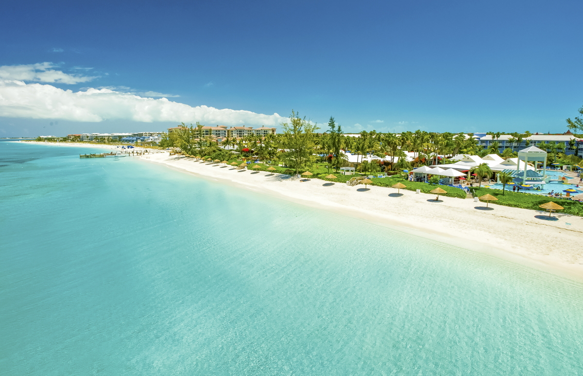 Beaches Turks and Caicos. Courtoisie de Sandals Resorts.