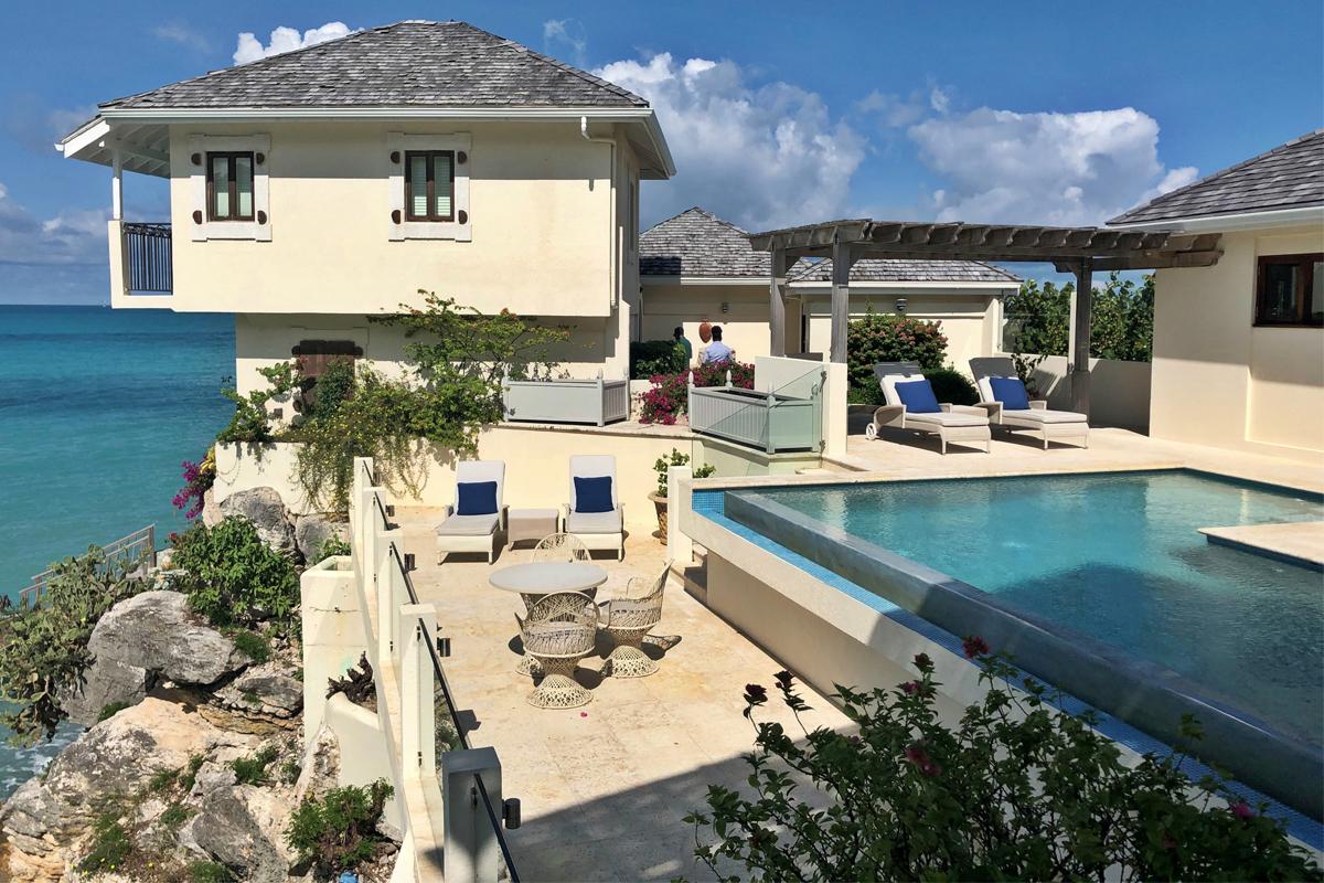 Les Rock Cottages au Blue Waters Resort & Spa