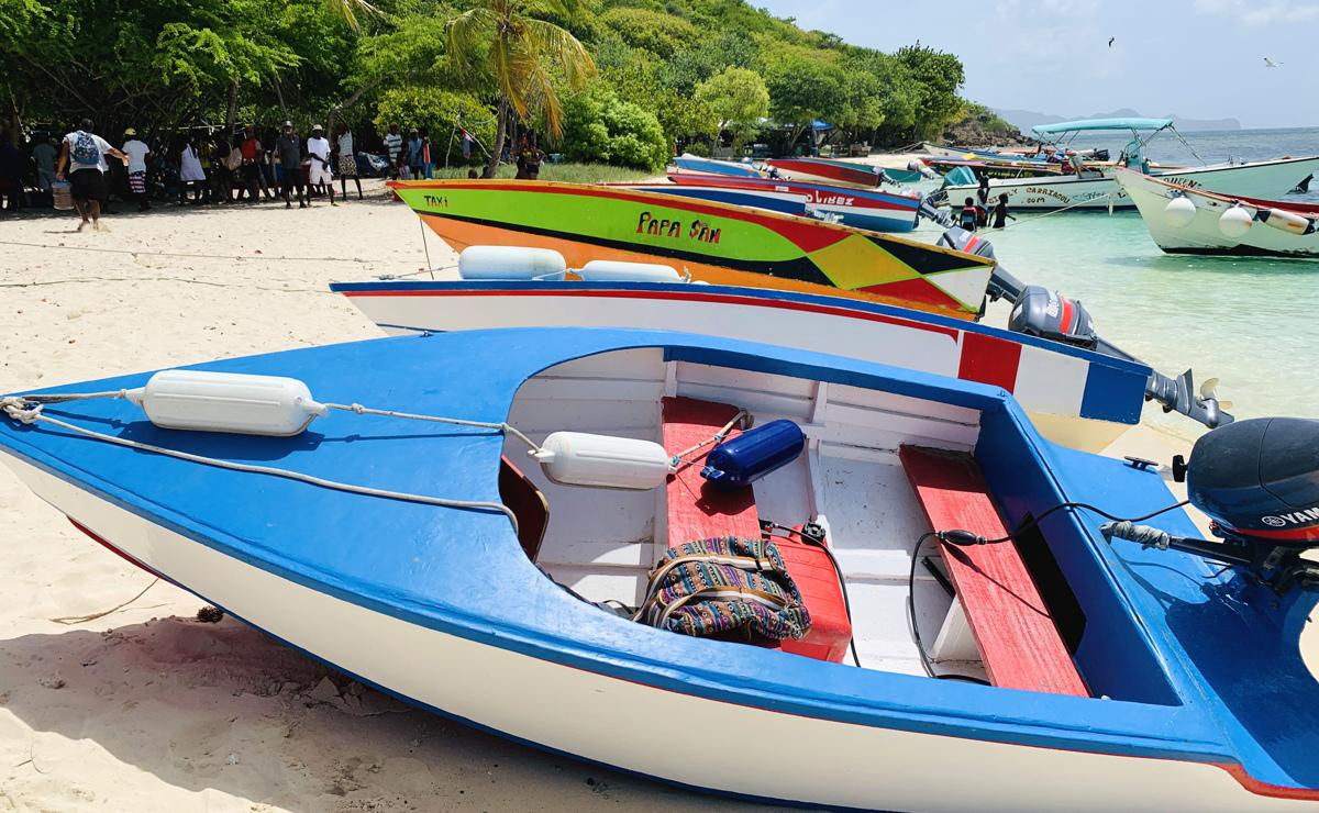 La SVG Tourism Authority cible les visiteurs qui comprendront et apprécieront ce qu'elle a à offrir.