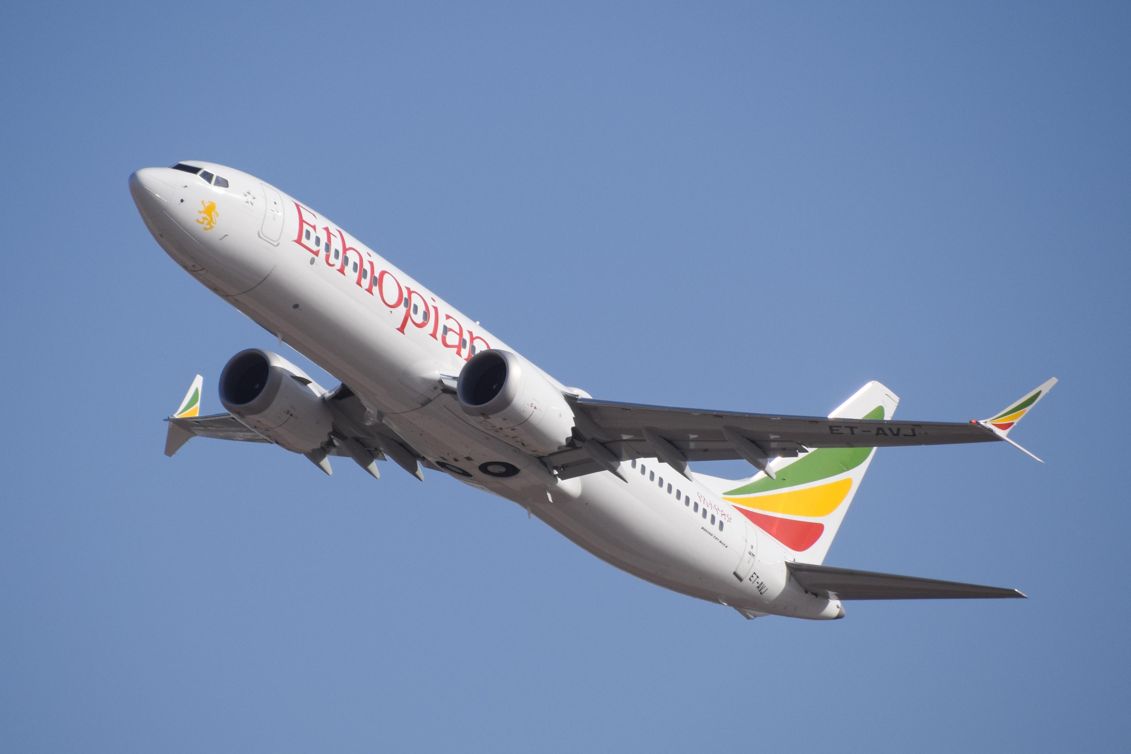 Le vol ET302 d'Ethiopian Airlines, exploité sur un Boeing 737 MAX 8, s'est écrasé six minutes après le décollage, tuant les 157 passagers à bord.