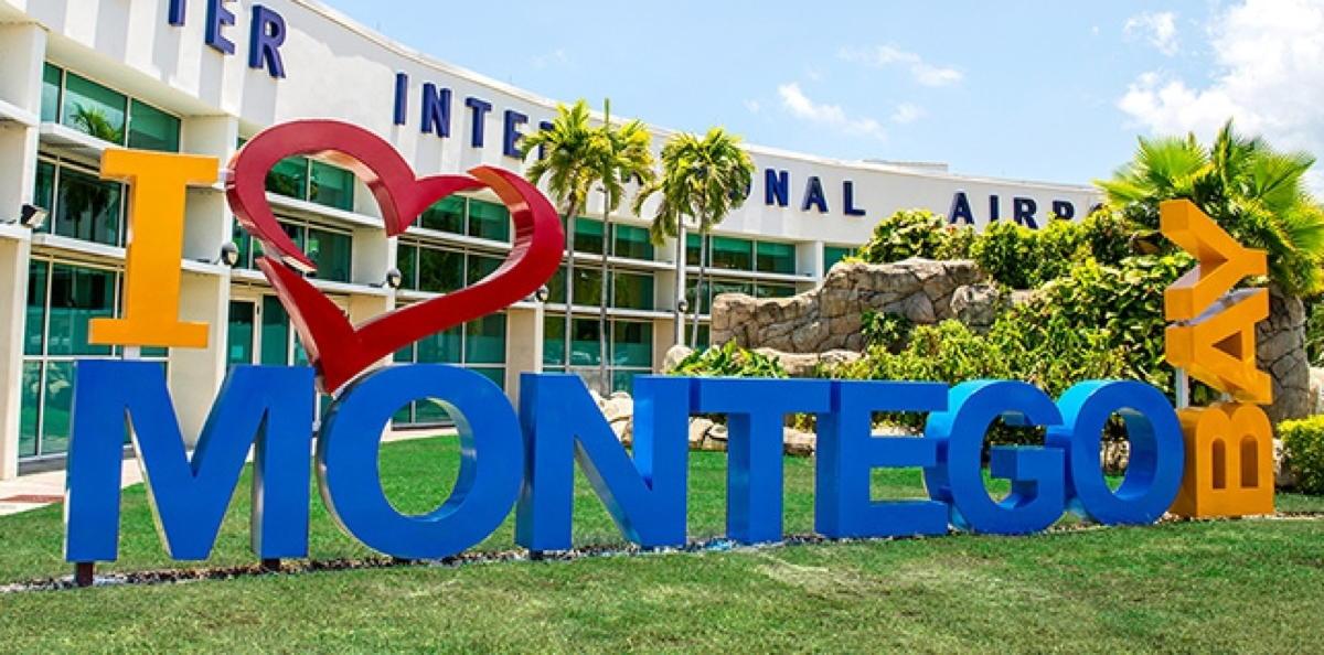 L'aéroport international de Sangster est la principale porte d'entrée touristique de l'île de la Jamaïque. (mbjairport.com)
