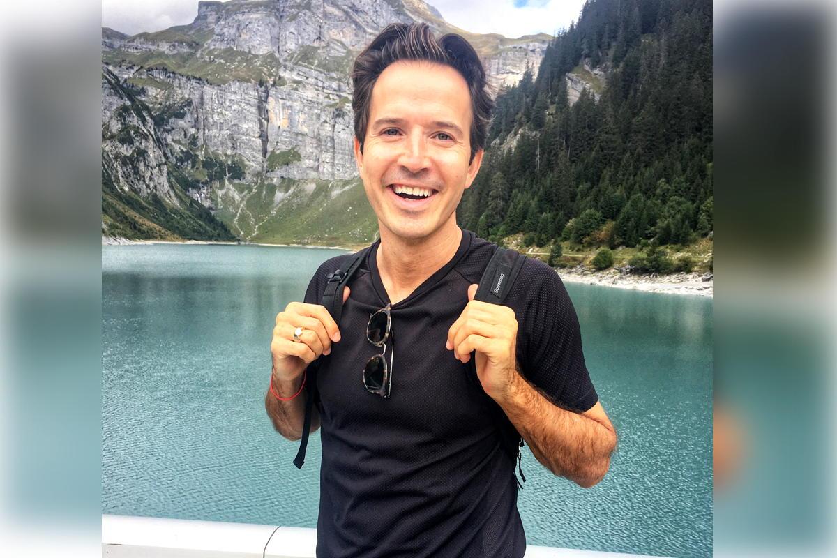 Pascal Prinz, directeur de Suisse Tourisme au Canada.